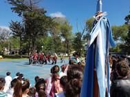 Mar de Cobo, primer día, actos de inauguración