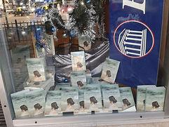 Histórica librería El Ateneo de Buenos Aires. NOVELA la Canción del Mar del Plata. Gloria Vodanovich Casañas Casanas