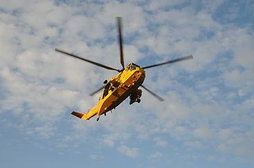 VHF SRC Radio Course Rescue Helicopter