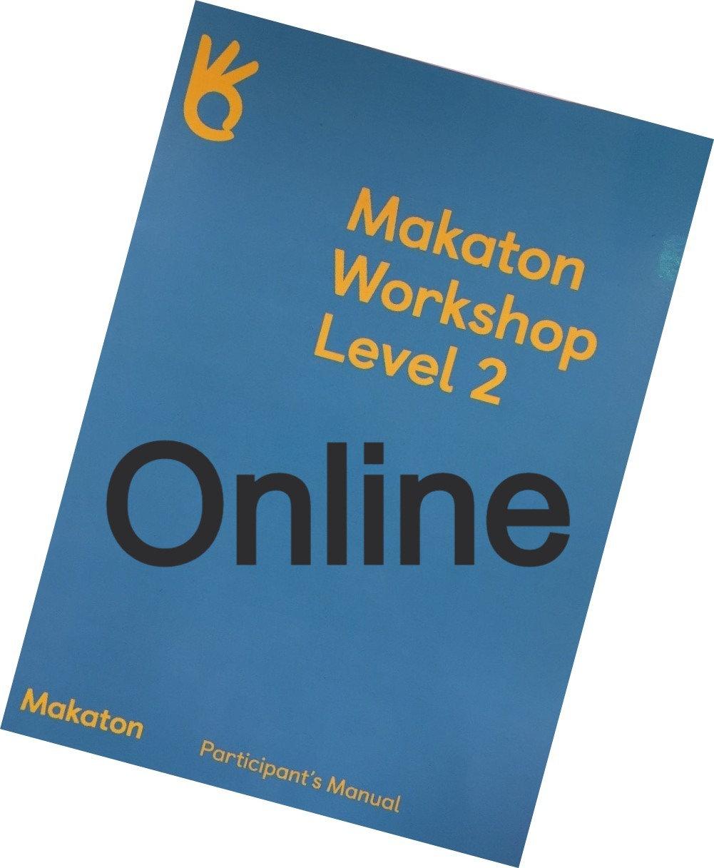 ONLINE Makaton Workshop Level 2