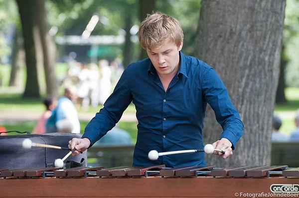 Cen Dijkstra, Slagwerk, Marimba, Schlagzeug, Percussion, Percussie