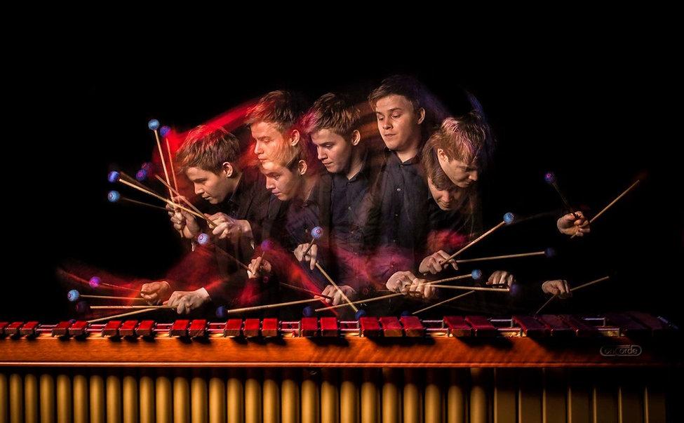 Coen Dijkstra, Slagwerk, Marimba, Percussion, Schlagzeug