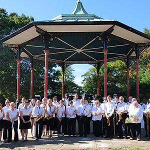 Greenwich Park Bandstand