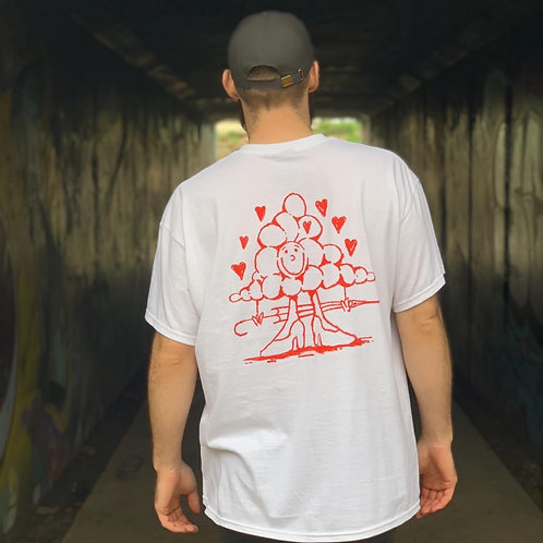 Limited Edition 'Lovely Clouds' Fundraiser T-Shirt