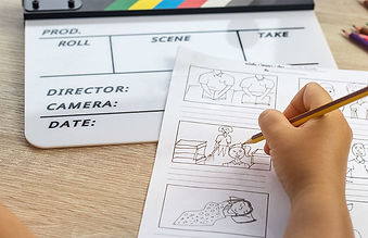 video storyboard templates