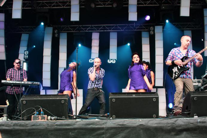Heaton Pride Main Stage