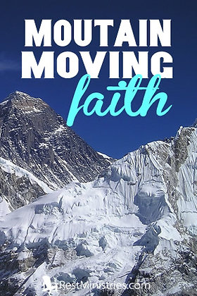 Mountain Moving Faith (3 CD's)