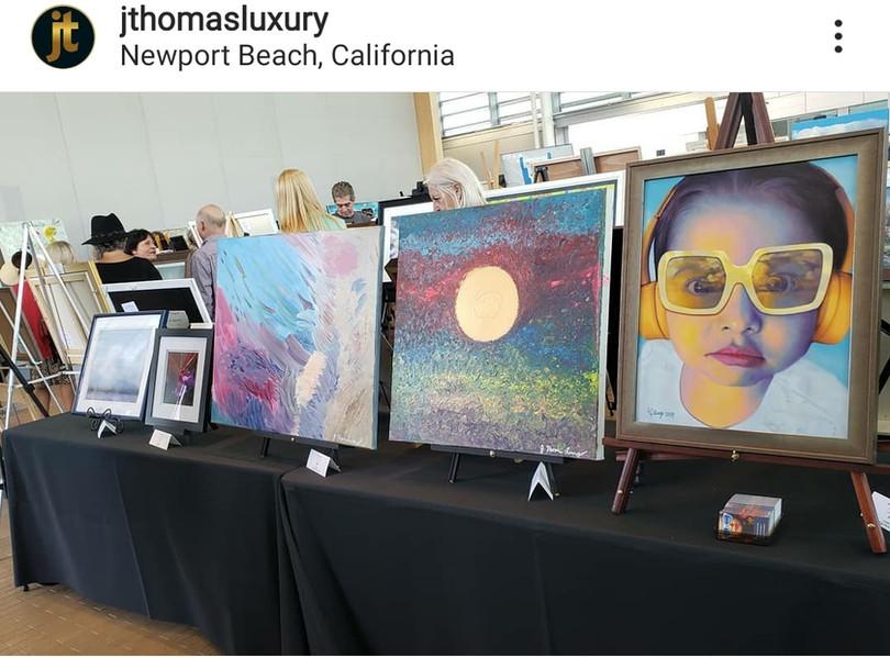 Newport Beach Art Show