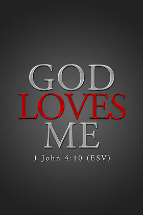 CD: God Loves Me