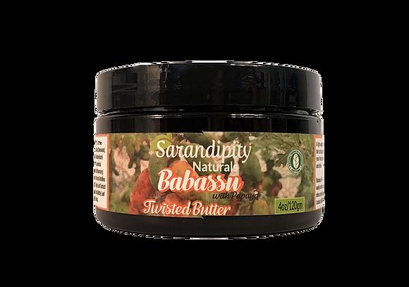 Babassu Twisted Butter
