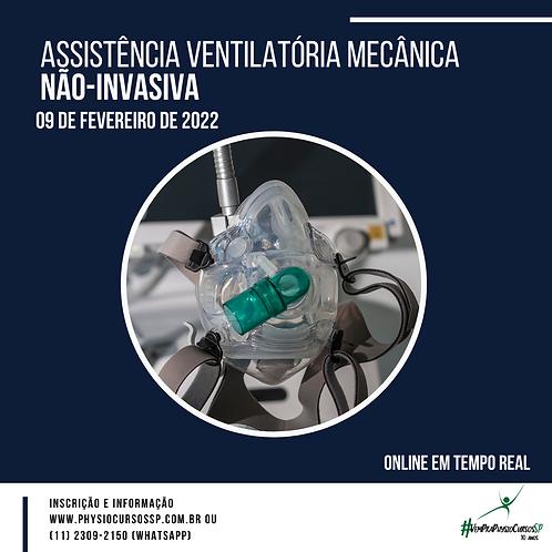 Assistência Ventilatória Mecânica Não-Invasiva