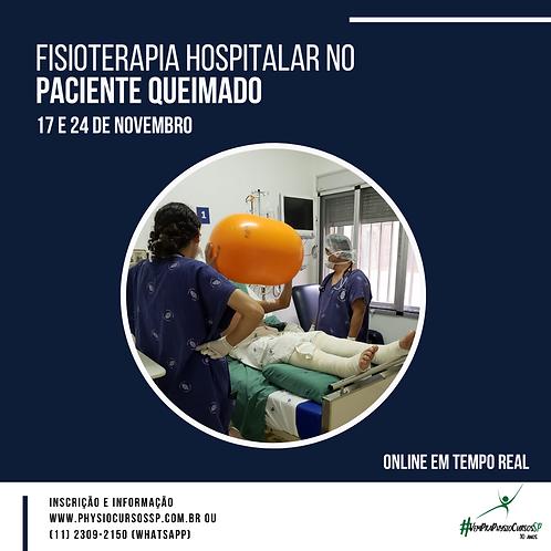 Fisioterapia Hospitalar no Paciente Queimado