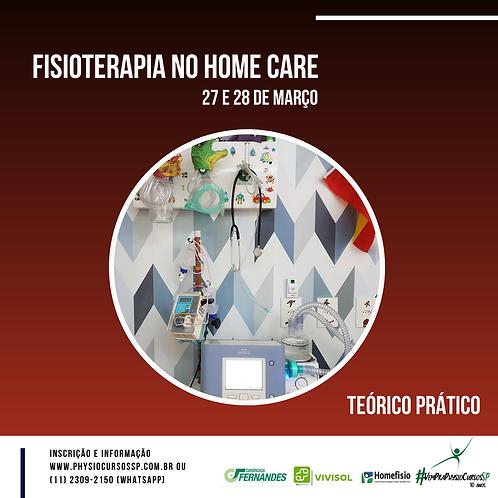 Fisioterapia no Home Care