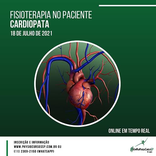 Fisioterapia no Paciente Cardiopata