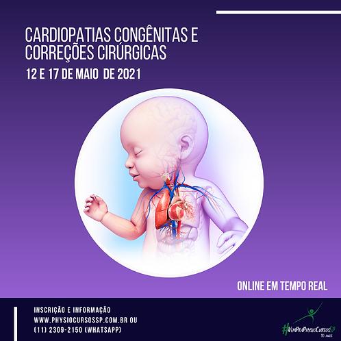 Cardiopatias congênitas e Correções cirúrgicas