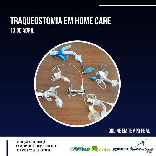 Traqueostomia em Home Care