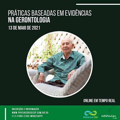 Práticas baseadas em evidências na Gerontologia