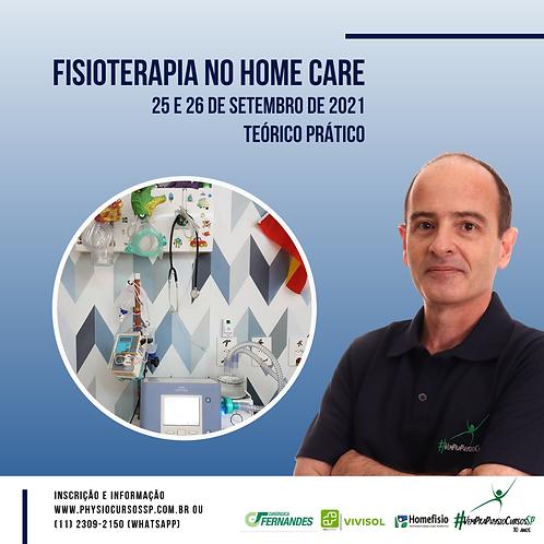 Fisioterapia no Home Care - Presencial