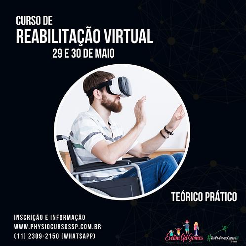 Curso de Reabilitação Virtual