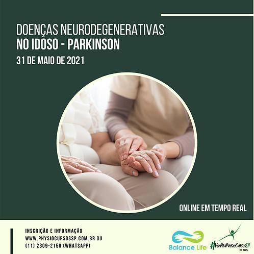 Doenças neurodegenerativas - Parkinson