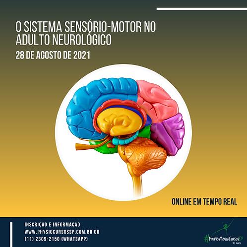 O sistema sensório-motor no adulto neurológico