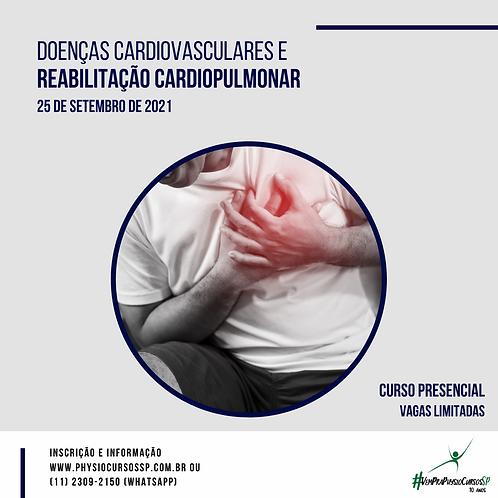Doenças Cardiovasculares e Reabilitação Cardiopulmonar