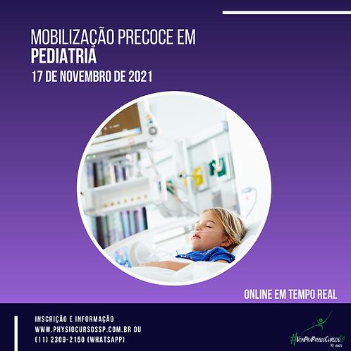 Mobilização Precoce em Pediatria