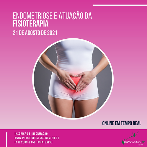 Endometriose e a atuação da Fisioterapia