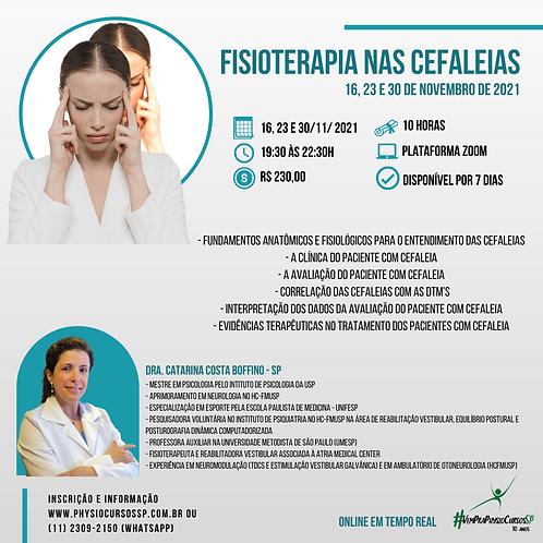 Fisioterapia nas Cefaleias