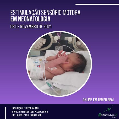 Estimulação sensório motora em neonatologia