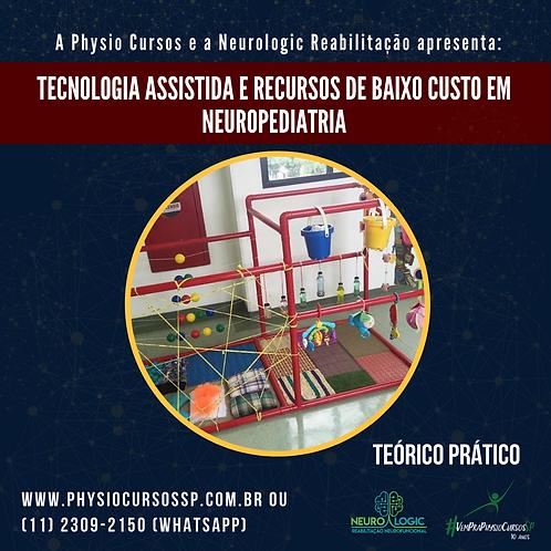 Tecnologia assistida e recursos de baixo custo em Neuropediatria