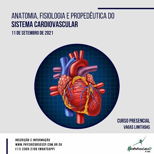 Anatomia, Fisiologia e Propedêutica do Sistema Cardiovascular