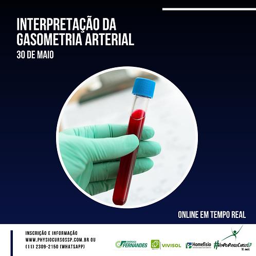 Interpretação da Gasometria Arterial