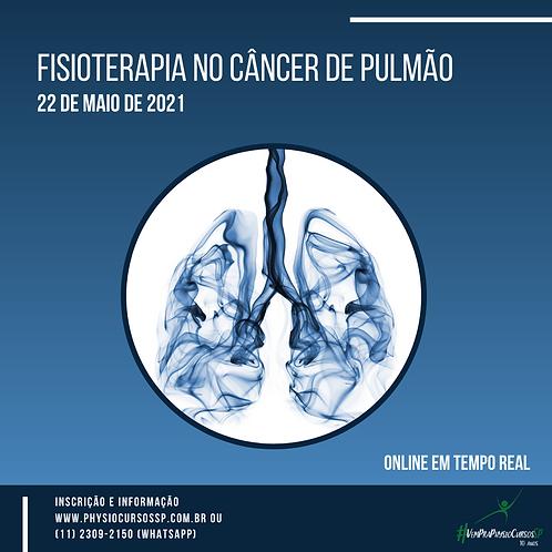 Fisioterapia no câncer de pulmão
