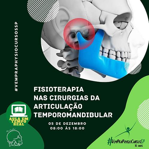 Fisioterapia nas Cirurgias da ATM