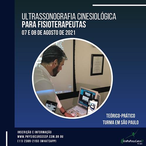 Ultrassonografia cinesiológica para fisioterapeutas