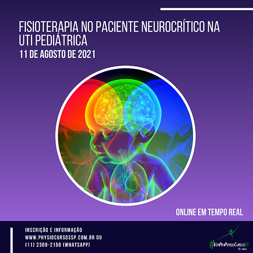 Fisioterapia no paciente neurocrítico na UTI pediátrica