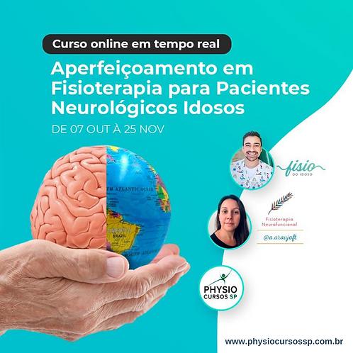 LANÇAMENTO Aperfeiçoamento de Fisioterapia para Pacientes Neurológicos Idosos