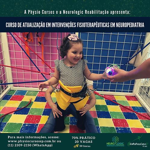 Atualização em Intervenções Fisioterapêuticas em Neuropediatria