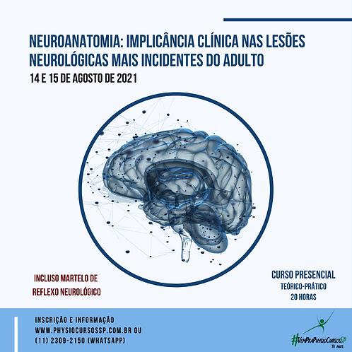 Neuroanatomia: Implicância clínica nas Lesões Neurológicas
