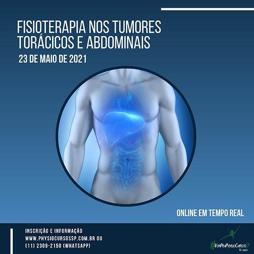 Fisioterapia nos tumores torácicos e abdominais