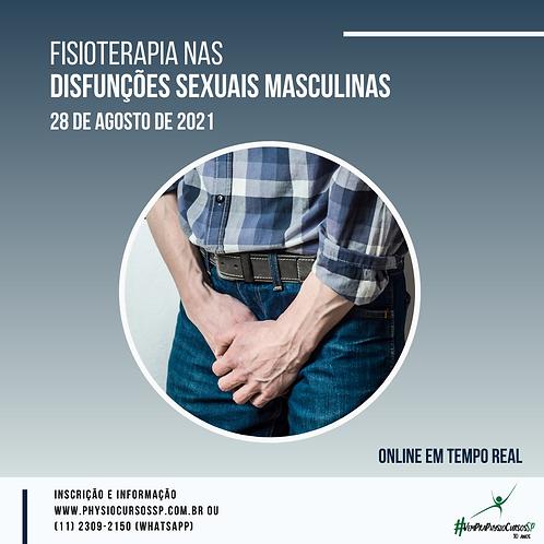 Fisioterapia nas Disfunções Sexuais Maculinas