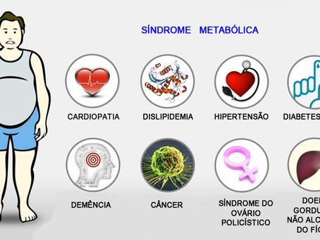 Síndrome metábolica em idosos: A importância do tratamento não-medicamentoso