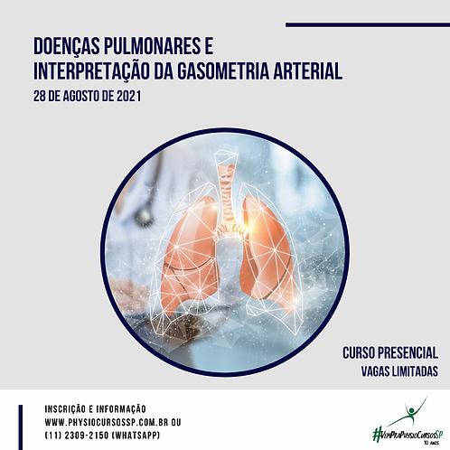 Doenças Pulmonares e Interpretação da Gasometria Arterial