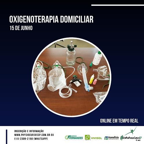 Oxigenoterapia Domiciliar