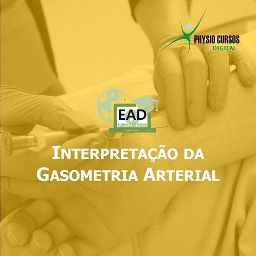 CURSO DE INTERPRETAÇÃO DA GASOMETRIA ARTERIAL