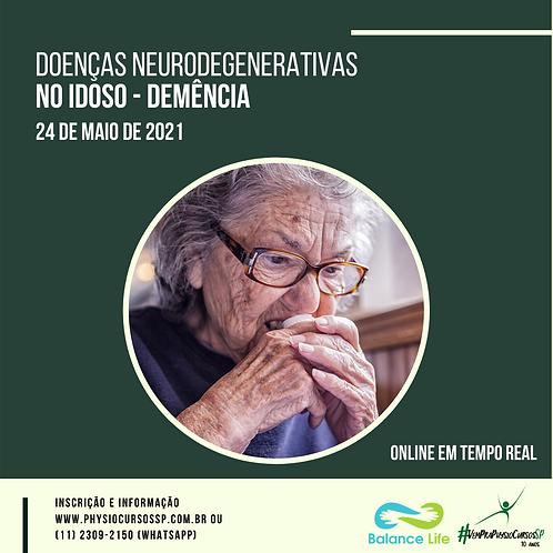 Doenças neurodegenerativas - Demência