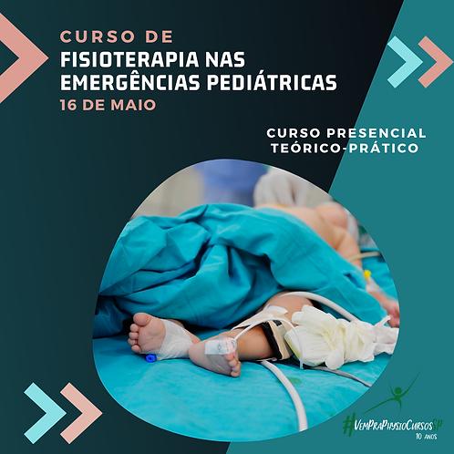 Fisioterapia nas Emergências Pediátricas