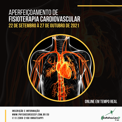 Aperfeiçoamento de Fisioterapia Cardiovascular