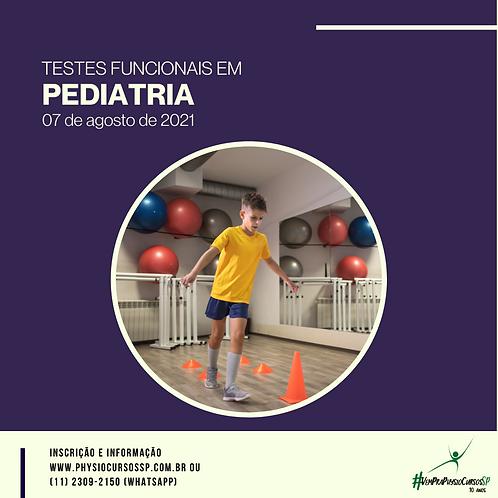 Testes Funcionais em Pediatria